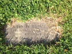 John Hoffecker Tyson