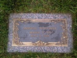 Monroe Whitaker