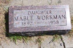 Mable Workman