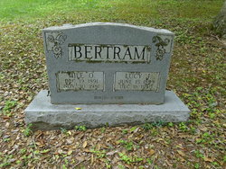 Lucy Jane <i>Osborn</i> Bertram