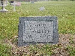 Elizabeth Leaverton