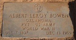 Albert Leroy Bowen