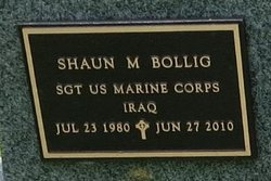 Sgt Shaun Michael Bollig