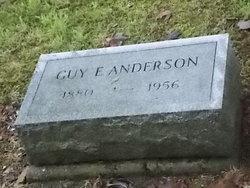 Guy E. Anderson
