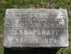 Anna <i>Lepgold</i> Graff