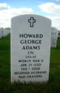 Howard George Adams