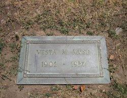 Vesta Mae <i>Kelley</i> Muse