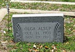 Olga <i>Gerstenberg</i> Alsup