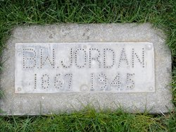 Benjamin Walford Jordan