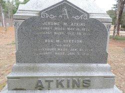 Ada M <i>Stetson</i> Atkins