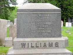 George P Williams
