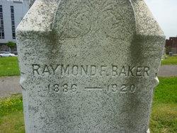 Raymond F Baker