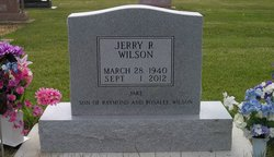 Jerry Raymond Jake Wilson