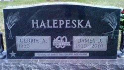 Gloria A. <i>Melton</i> Halepeska
