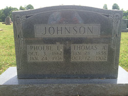 Thomas A. Johnson