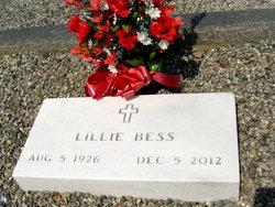 Lillie <i>Barfield</i> Bess