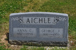 Anna C <i>Miller</i> Aichle