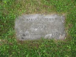Besse Allison