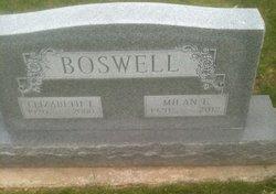 Elizabeth Trotwood <i>Botkin</i> Boswell