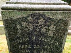 Elijah Marcy Jackson