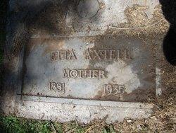 Etta D <i>Hicks</i> Axtell