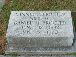 Minnie Clyde <i>Heard</i> Proctor