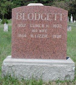 Hannah Lizzie <i>Clyde</i> Blodgett