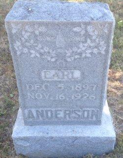 Earl Anderson