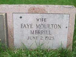 Zola Faye Faye <i>Barbour</i> Merrill