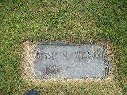 Bessie Louise <i>Mattox</i> Wilson