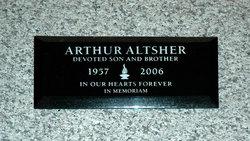 Arthur Altsher