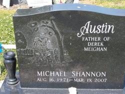 Michael Shannon Austin