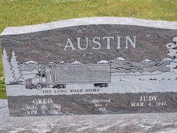 Greg Austin