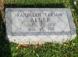 Randolph Carson Alger