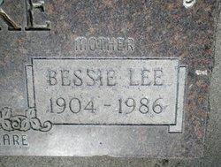 Bessie Lee <i>Jackson</i> Burke
