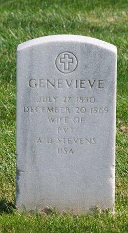 Genevieve Stevens
