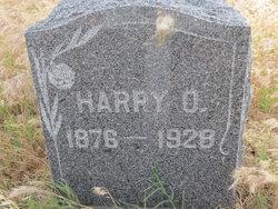 Harry Ozro Whitson