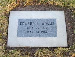 Edward Lemuel Len Adams