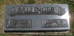 John A Ballinger