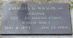 Charles G Wilson, Sr