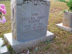 Beulah <i>James</i> Harper