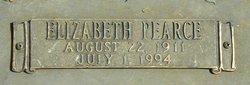 Elizabeth Martha <i>Pearce</i> Crutchfield