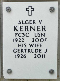 Gertrude J <i>Kober</i> Kerner