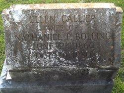 Ellen <i>Callier</i> Bolling