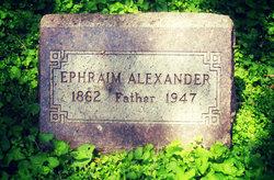 Ephraim Alexander