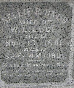 Nellie Ellen <i>David</i> Luce