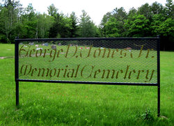 George D. Jones Jr Memorial Cemetery