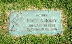 Nettie Alice <i>Duncan</i> Houpt