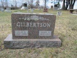 Lillie R Gilbertson