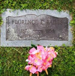 Florence <i>Groves</i> Bailes